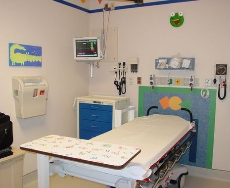 MUSC Pediatric Emergency Department
